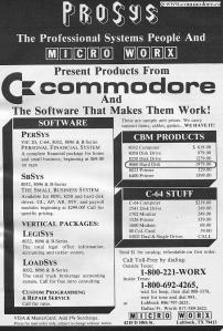 PROSYS SELLING COMMODORE PRODUCTS - OH MY GOD Commodore 9060 Hard Drive was expensive. In 2013 dollars, that is $4100! This likely explains why so few were sold. Compute April 1984