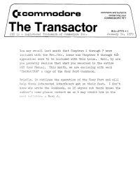 The Transactor Vol 1 08 1979