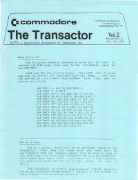The Transactor Vol 2 05 1979