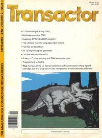 The Transactor Vol 9 01 1988