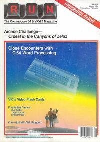 Run Issue 01 - 1984