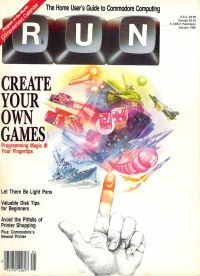 Run Issue 13 - 1985