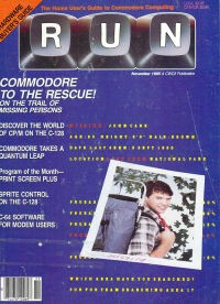 Run Issue 23 - 1985