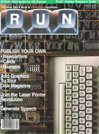 Run Issue 36 - 1986
