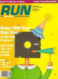 Run Issue 49 - 1988