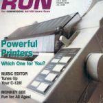 Run Issue 58 - 1988