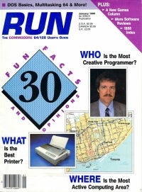 Run Issue 61 - 1989