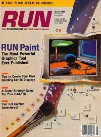 Run Issue 63 - 1989