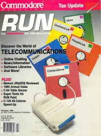 Run Issue 74 - 1990