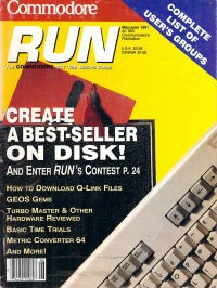 Run Issue 85 - 1991