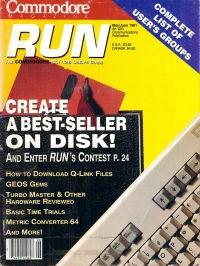 Run Issue 85 - 1991