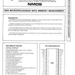 MOS 6509 CPU Spec