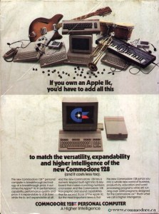 Commodore-c128-vs-Apple-IIc-advert-1985