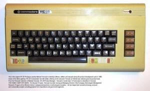 Commodore VIC 20 Prototype 1980