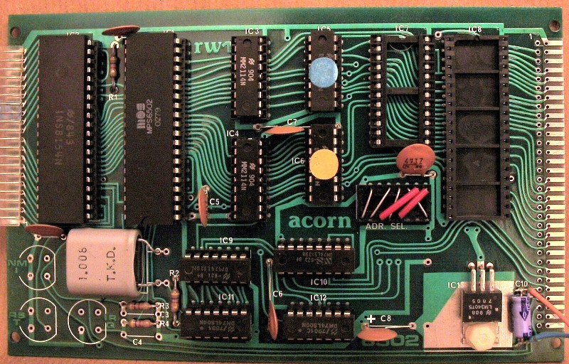The Rise of MOS Technology & The 6502 – Commodore Computers: VIC20