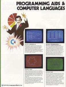 Commodore 64 Software