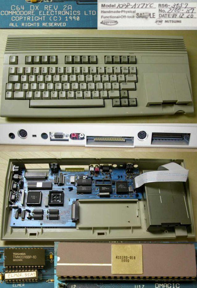 Mehdi Ali – The End of Commodore – Commodore Computers