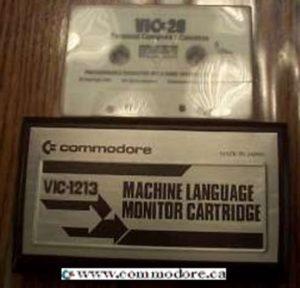 commodore-vic-1213-machine-language-monitor-cartridge