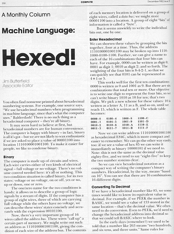 Commodore-Machine-Language-HEX_compute_dec82