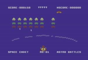 Commodore 64 GORF