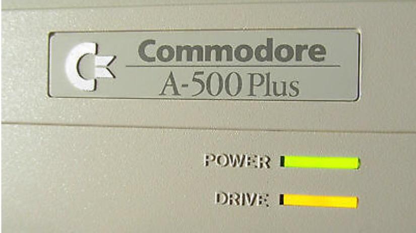Amiga 500 Plus: un sogno diventato realtà!