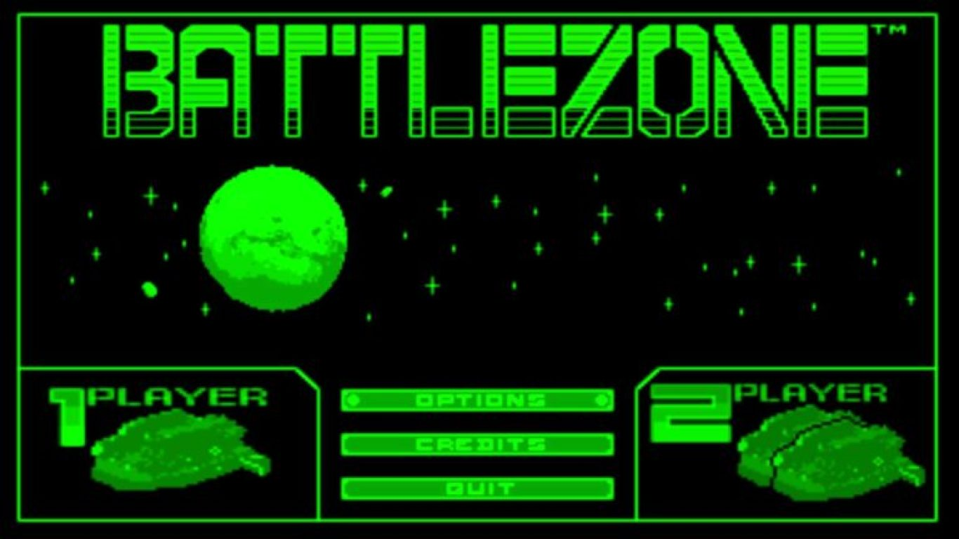 battle zone arcade Games
