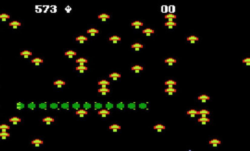 Centipede arcade game 1980