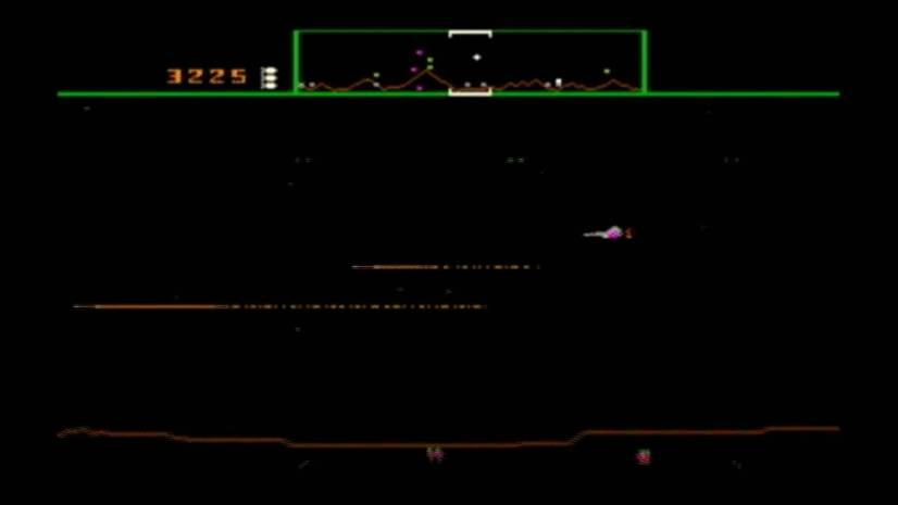 Defender arcade games 1980