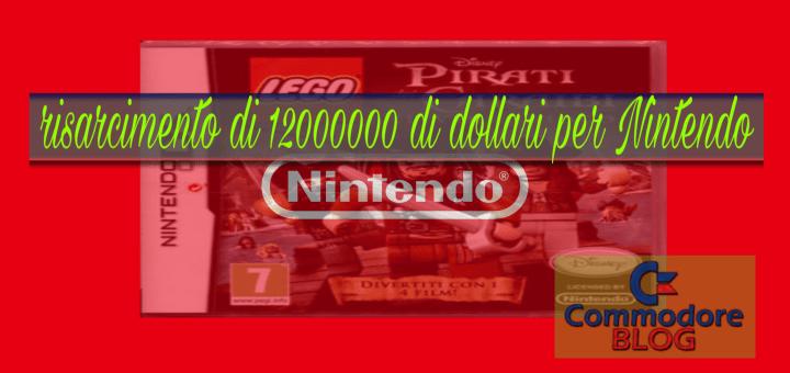 Risarcimento Nintendo