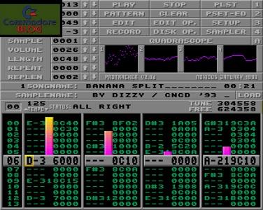 Tracker Amiga