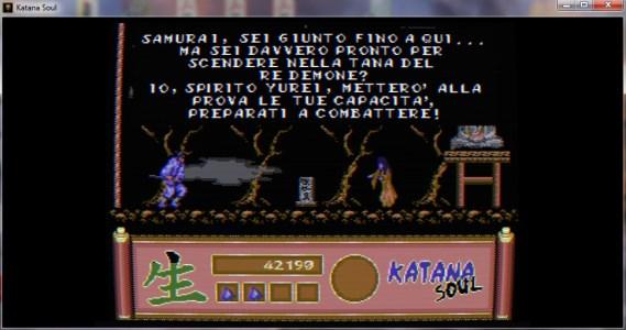 Katana Soul secondo articolo 3