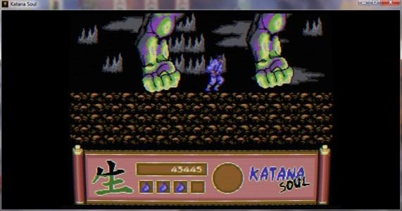 katana Soul secondo articolo 4