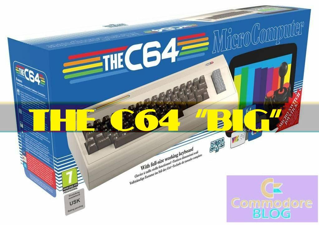 The C64 big
