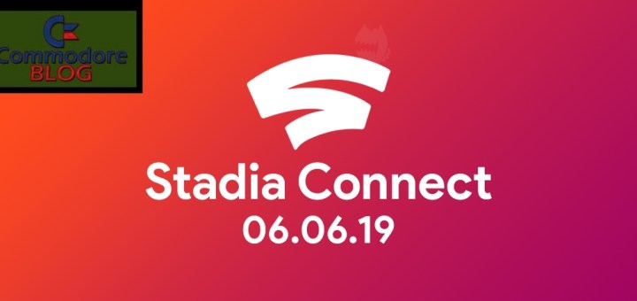Google Stadia connect