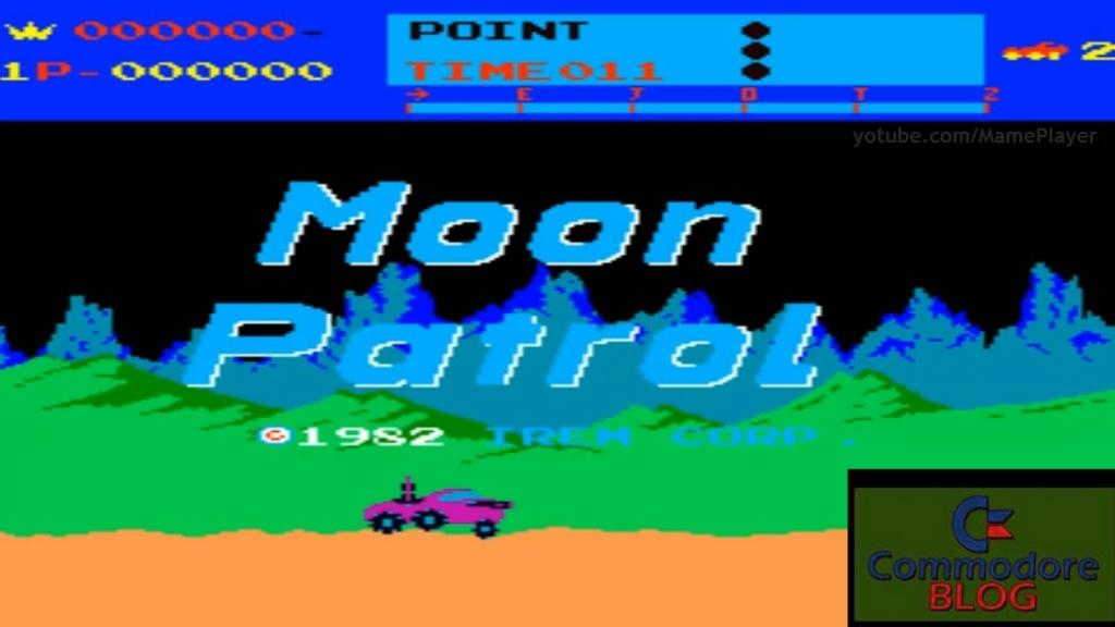 Moon Patrol: oltre l'allunaggio