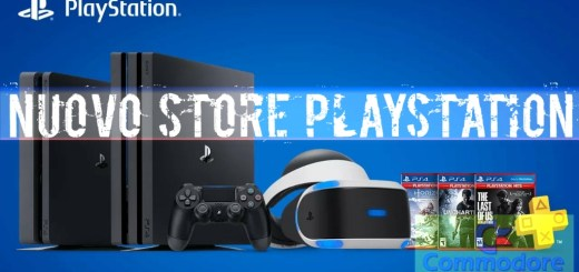 Nuovo store PlayStation