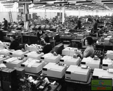Olivetti-Programma-101-production