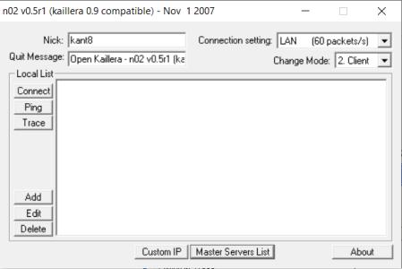 SWOS server onlime
