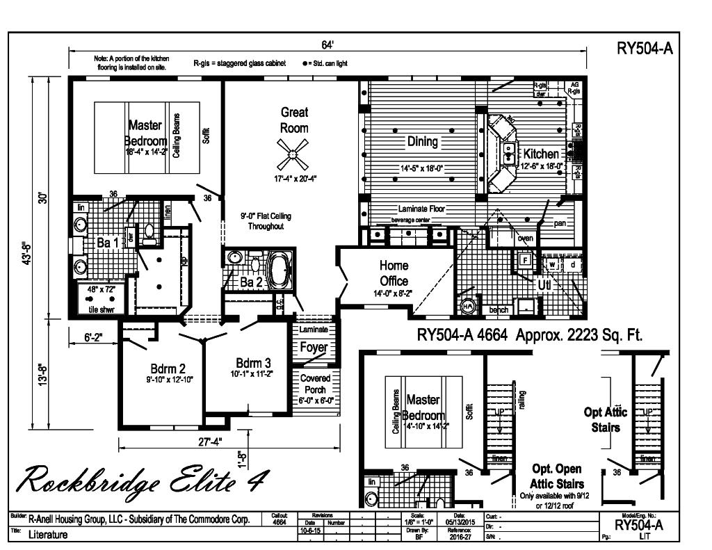 Rockbridge Modular Homes