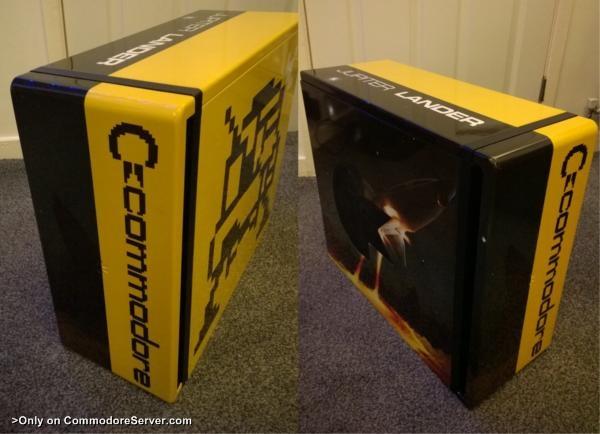 commodore case One