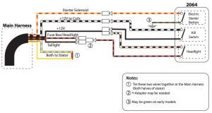 Honda CB360 Right Handlebar Switch Box | Common Motor