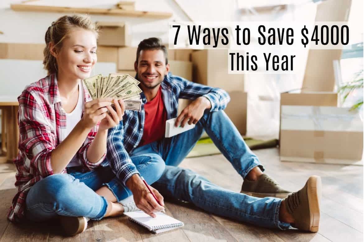The best ways to save money are in the things we pay for regularly. We saved $4000 this year.