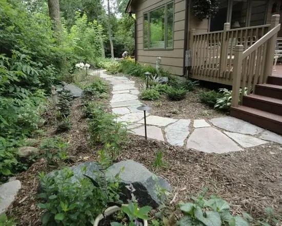 affordable stone walkways