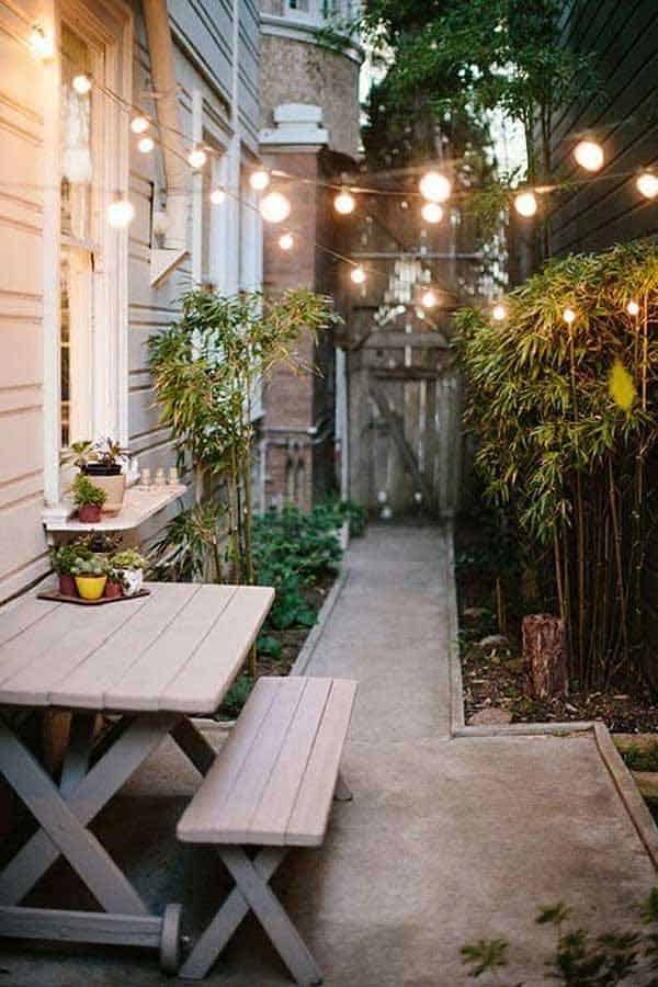 budget backyard ideas