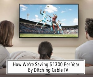 How to eliminate cable TV