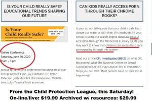 Child Protection League Online Conference