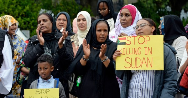 Sudan's Pro-Democracy Opposition Urges 'Total Civil ...