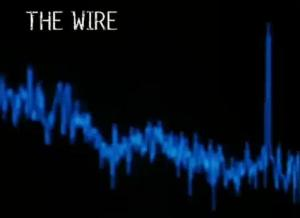 2nd season title screen for The Wire