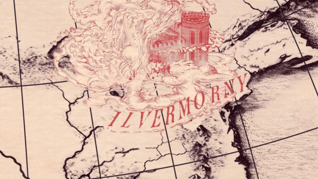 North American Wizarding School, Ilvermorny