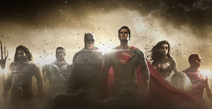 "Justice League concept art via ""The Dawn of the Justice League"" TV special"